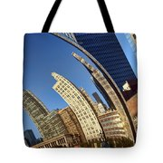 The Bean - 1 - Cloud Gate - Chicago Tote Bag