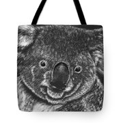 The Bear From Down Under Tote Bag