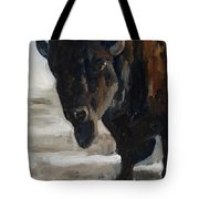 The Bearded One Tote Bag