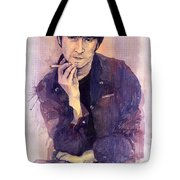 The Beatles John Lennon Tote Bag