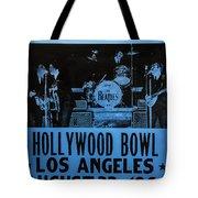 The Beatles Live At The Hollywood Bowl Tote Bag