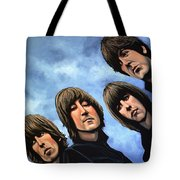The Beatles Rubber Soul Tote Bag