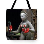 The Beautiful Goddess Tote Bag