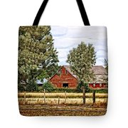 The Beauty Of A Farm Tote Bag