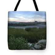 The Beauty Of Connecticut's Shoreline Tote Bag