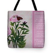 The Beauty Of Friendship Tote Bag