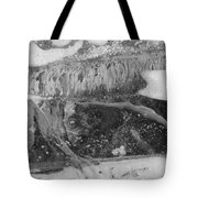 The Beauty Of Ice Tote Bag