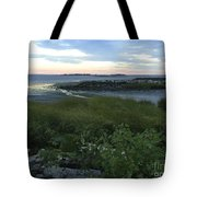 The Beauty Of Long Island Sound Tote Bag