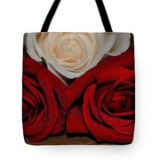 The Beauty Of Three Tote Bag