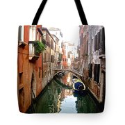 The Beauty Of Venice Tote Bag