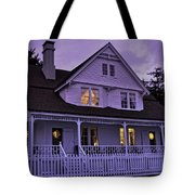 The Bed And Breakfast At Heceta Tote Bag