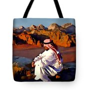 The Bedouin Tote Bag