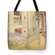 The Bedroom, Published In Lasst Licht Tote Bag