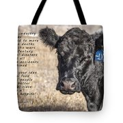 The Beef Industry Tote Bag