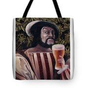 The Beer Drinker Tote Bag