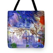 The Beginning Tote Bag by Anthony Falbo