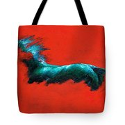 The Beginning Of Life Tote Bag