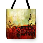 The Belfries Of Belgium And France  Tote Bag