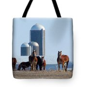 The Belgians Tote Bag