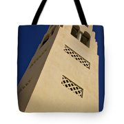 The Bell Tower Tote Bag