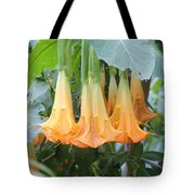 The Bells Are Ringing Tote Bag