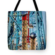 The Bells Of Coney Island Tote Bag