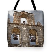 The Bells Of Espada Tote Bag