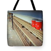 The Bench Tote Bag