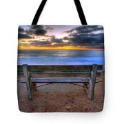 The Bench II Tote Bag