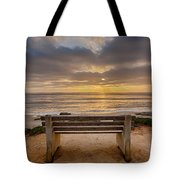 The Bench Iv Tote Bag