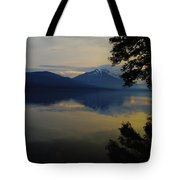 The Bend Before Paradise Tote Bag