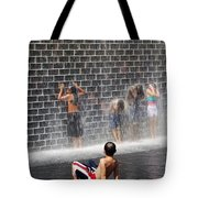 The Best Little Water Park In Chicago Tote Bag