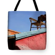 The Best Seat In The House Tote Bag