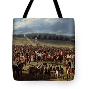 The Betting Post, Print Made By Charles Tote Bag
