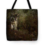 The Big And Not Too Bad Wolf Tote Bag