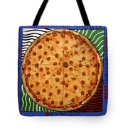 The Big Ass New York Pizza Tote Bag by Anthony Falbo