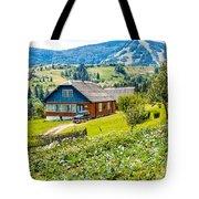The Big Dacha Tote Bag