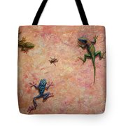 The Big Fly Tote Bag by James W Johnson