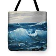 The Big Ocean Tote Bag