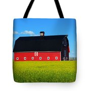 The Big Red Barn Tote Bag