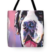 The Big Saint Tote Bag