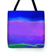 The Big Sky Tote Bag
