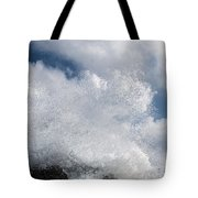 The Big Splash Tote Bag