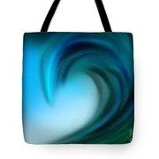 The Big Wave Of Hawaii 3 Tote Bag