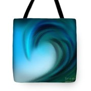 The Big Wave Of Hawaii 5 Tote Bag
