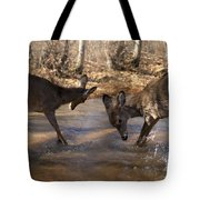 The Bill And Mike Show Tote Bag