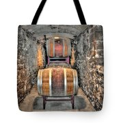 The Biltmore Estate Wine Barrels Tote Bag
