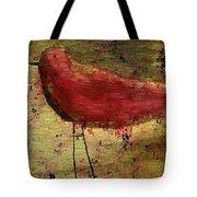 The Bird - 24a Tote Bag