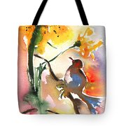 The Bird And The Flower 01 Tote Bag