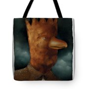 The Bird King Tote Bag